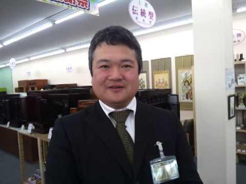 埼玉県飯能市で地域No.1の仏壇店「日本の心」井上店長インタビュー